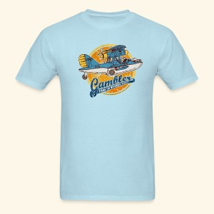 Gambler (Vintageprint) - Men's T-Shirt
