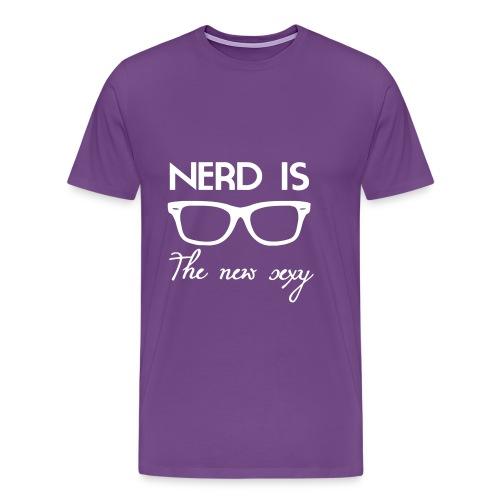 Nerds - Men's Premium T-Shirt
