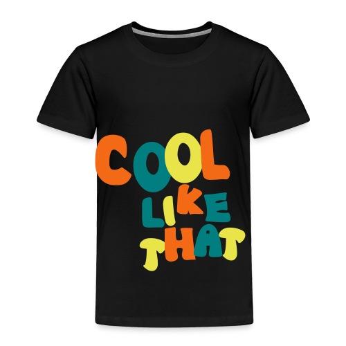 kid t's - Toddler Premium T-Shirt