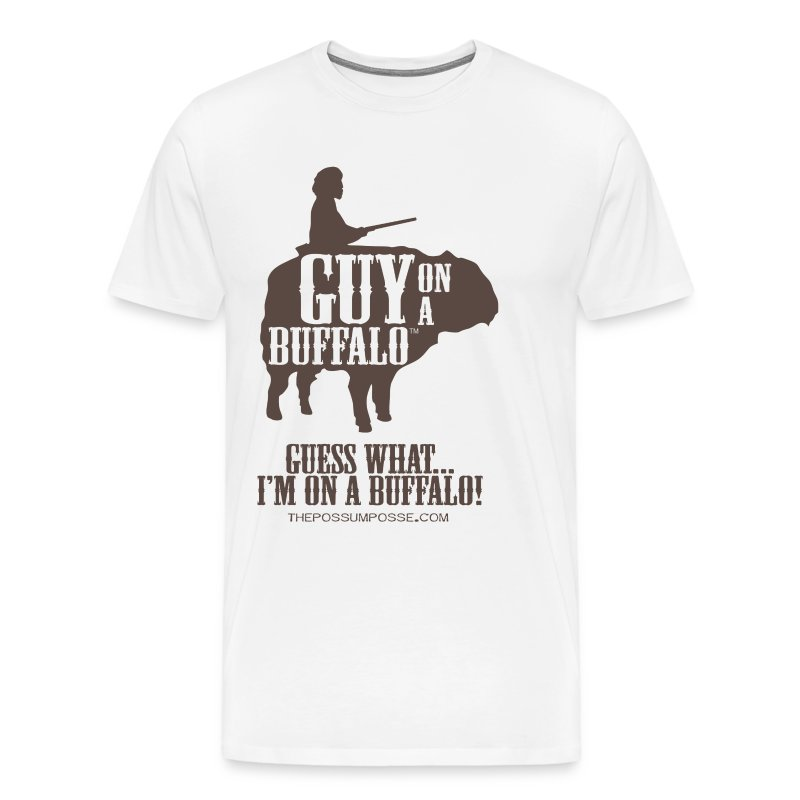Guess - Men's 3XL  - Men's Premium T-Shirt