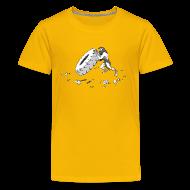 Kids' Shirts ~ Kids' Premium T-Shirt ~ Stone Age Strength (Kids)