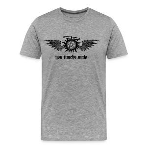 Non Timebo Mala (DESIGN BY MICHELLE) - Men's Premium T-Shirt