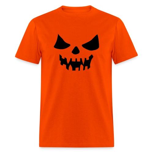 Pumplin Face 2 - Men's T-Shirt