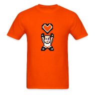 T-Shirts ~ Men's T-Shirt ~ Lappy Heart