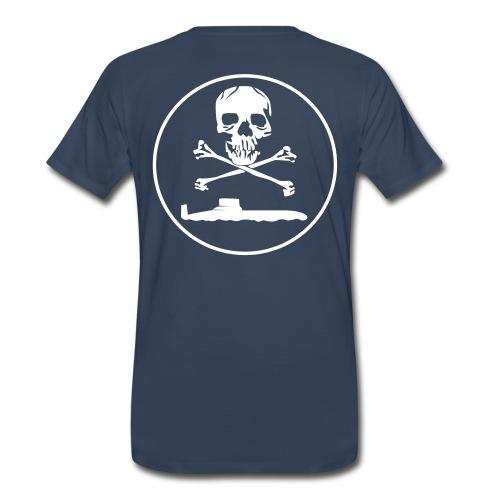 Logo - Back - Men's Premium T-Shirt