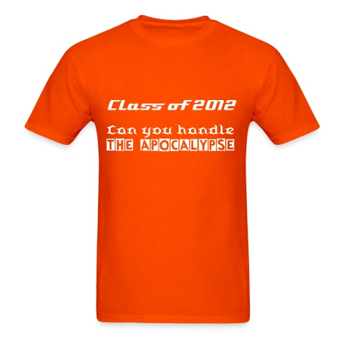 Class of the Apocalypse - Men's T-Shirt