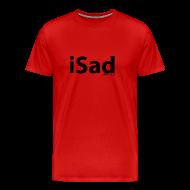 T-Shirts ~ Men's Premium T-Shirt ~ Steve Jobs 1955-2011 t-shirt