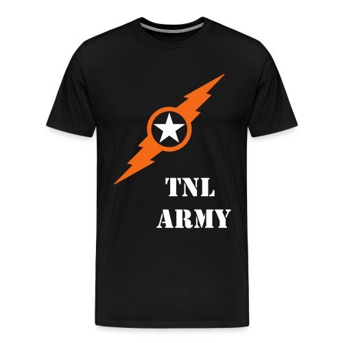 TnL Army Shirt - Men's Premium T-Shirt
