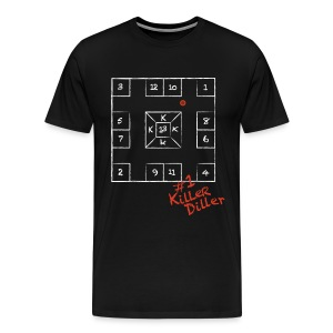 OMIF_KillerDiller - Men's Premium T-Shirt