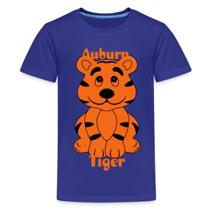 AU Tiger Toddler Tee - Kids' Premium T-Shirt