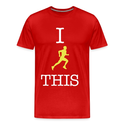 I Run This - Men's Premium T-Shirt