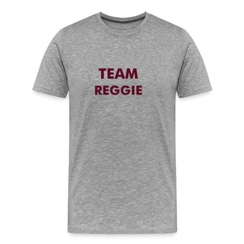 Team Reggie - Men's Premium T-Shirt