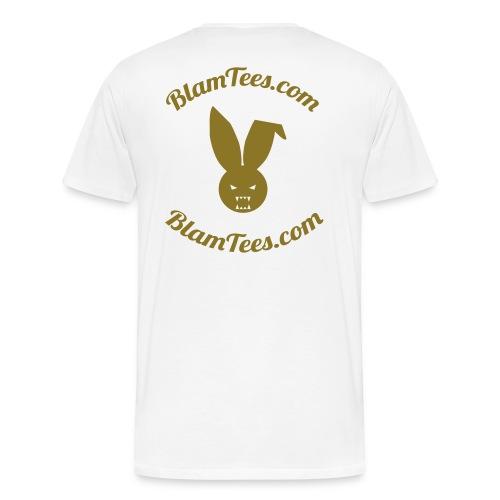 Flowers For Sex - Can We Fuck Now? – Men's T-Shirt - Men's Premium T-Shirt