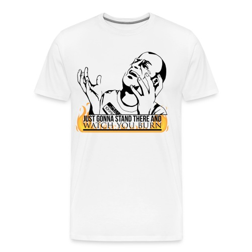 Hello My Name is Kripke (DESIGN BY MICHELLE) - Men's Premium T-Shirt