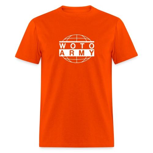 WOTO ARMY - Mens Heavyweight T - Men's T-Shirt
