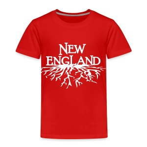 New England Roots - Toddler Premium T-Shirt