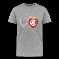 T-Shirts ~ Men's Premium T-Shirt ~ Team Tin Man (m)