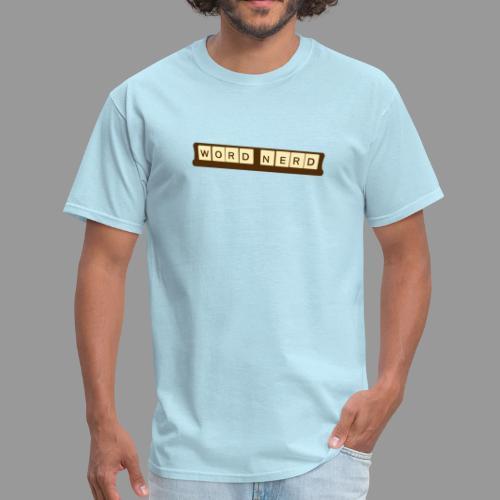 Word Nerd - Men's T-Shirt