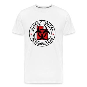 2-UTLogo-M3XL-Full (Black & Red) - Men's Premium T-Shirt