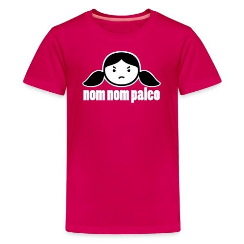 Hangry Face (Kids) - Kids' Premium T-Shirt