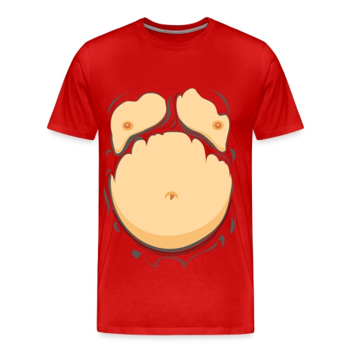 Fat - Men's Premium T-Shirt