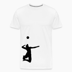 Volleyball Serve T-Shirts