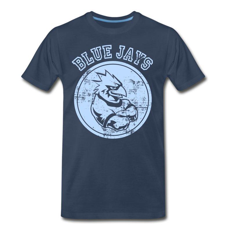 Custom Blue Jays Team Graphic Mascot T Shirt Spreadshirt