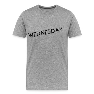 Wednesday Shirt - Men's Premium T-Shirt
