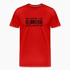 Made in Atlanta  T-Shirts