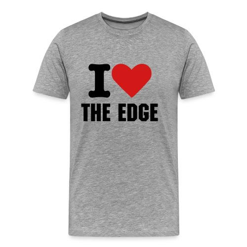 Men's Edge Tee - Men's Premium T-Shirt