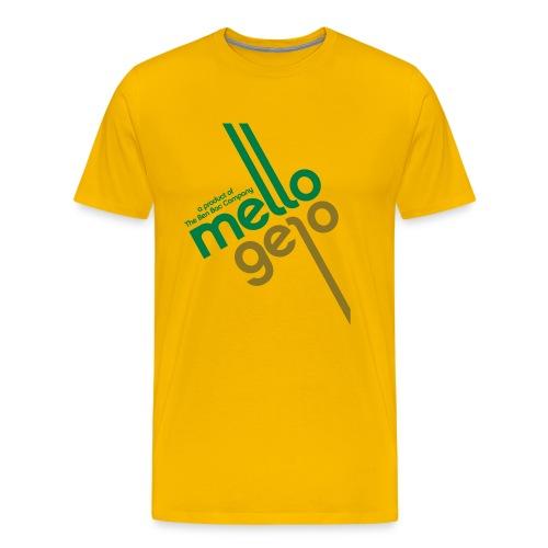 Mello-Gello Men's T-Shirt - Men's Premium T-Shirt