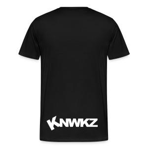 KNWCKZ Men's T-Shirt - Men's Premium T-Shirt