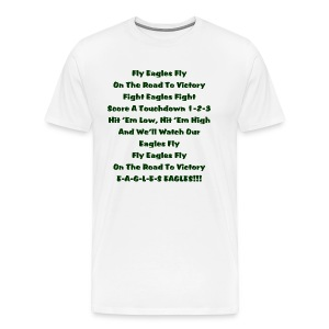 Fight Song 3X Tee - Men's Premium T-Shirt