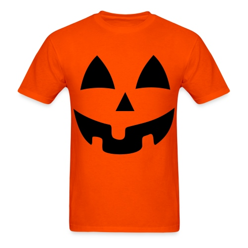 Jack o'Lantern shrit - Men's T-Shirt