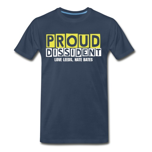 Proud Dissident - Men's Premium T-Shirt