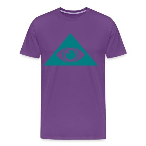 All Seeing Eye Tee - Men's Premium T-Shirt