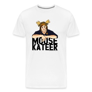 Jared Padalecki [Moosekateer] (DESIGN BY KARINA) - Men's Premium T-Shirt