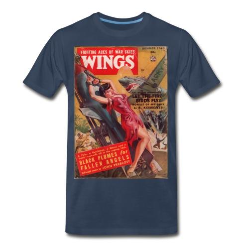 3XL Wings Summer 1948 - Men's Premium T-Shirt