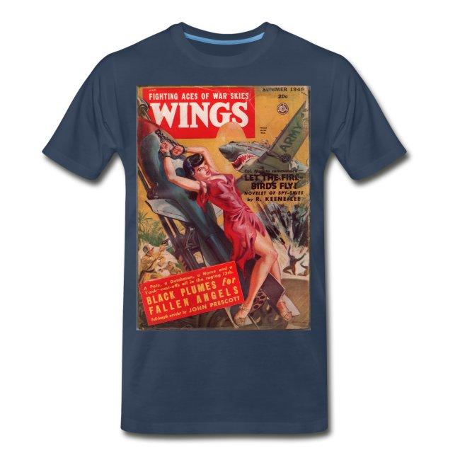 3XL Wings Summer 1948