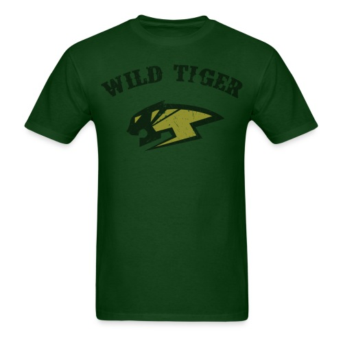 Tiger & Bunny - Wild Tiger Tee - Men's T-Shirt
