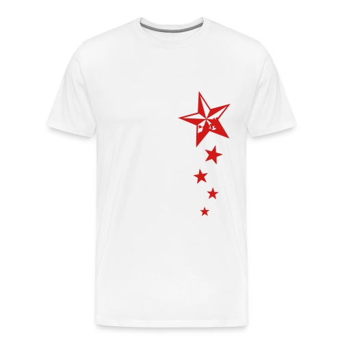 mens 5star shirt - Men's Premium T-Shirt