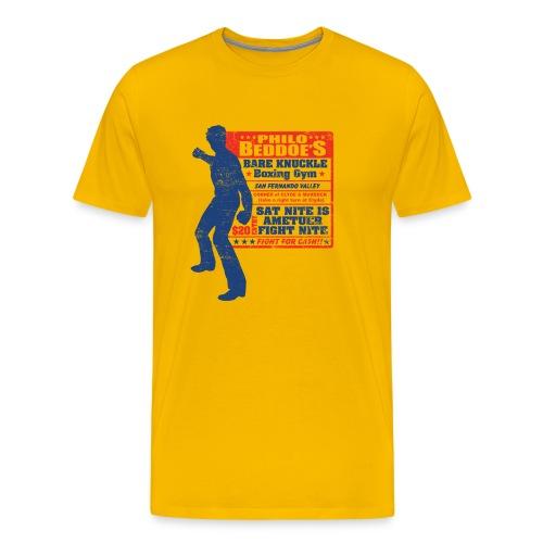Philo's Bare Knuckle Boxing Gym - Men's Premium T-Shirt
