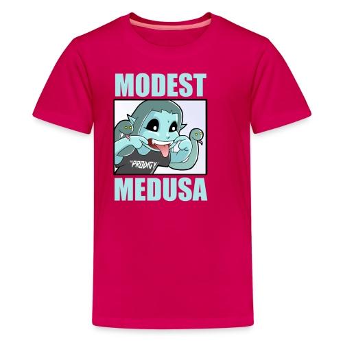 Teasing Medusa for kids! - Kids' Premium T-Shirt