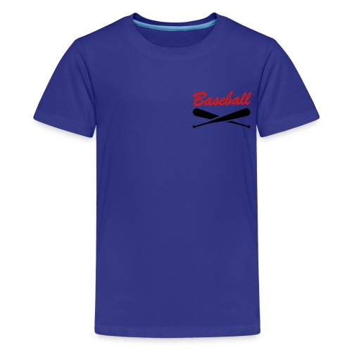 Boys baseball T - Kids' Premium T-Shirt