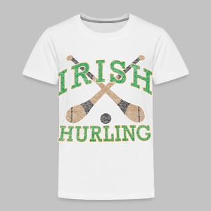 Irish Hurling - Toddler Premium T-Shirt