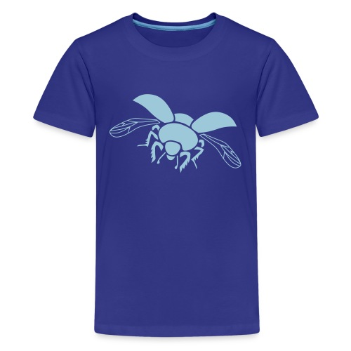 t-shirt dung beetle wings insect fly - Kids' Premium T-Shirt