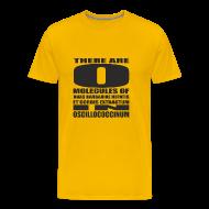 T-Shirts ~ Men's Premium T-Shirt ~ NoDuckLiverHere 4