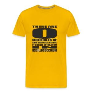 NoDuckLiverHere 4 - Men's Premium T-Shirt