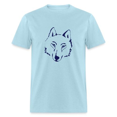 t-shirt wolf pack wolves howling wild animal - Men's T-Shirt