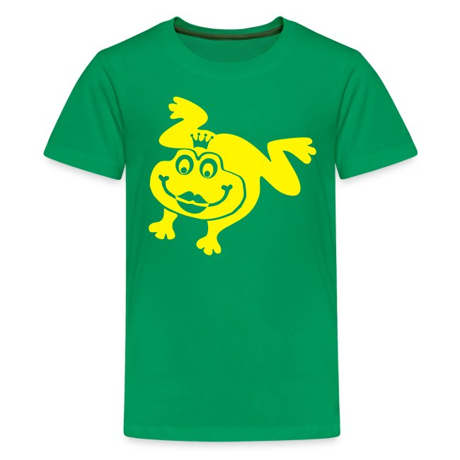 t-shirt frog princess prince kiss me toad squib paddock pout frogmouth mouth lips